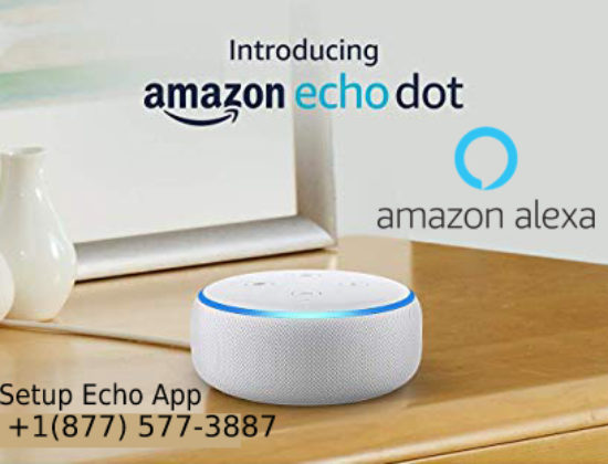 Setup Echo App